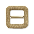 Covered Buckle