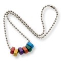 Rainbow Ball Chain