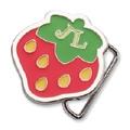 Strawberry Belt Buckle